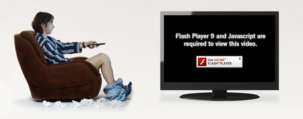 Flash Player 9 and Javascript are required to view this video. Get Adobe Flash Player.